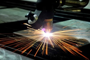 CNC plasma cutting in UAE