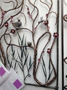 decorative wrought iron products